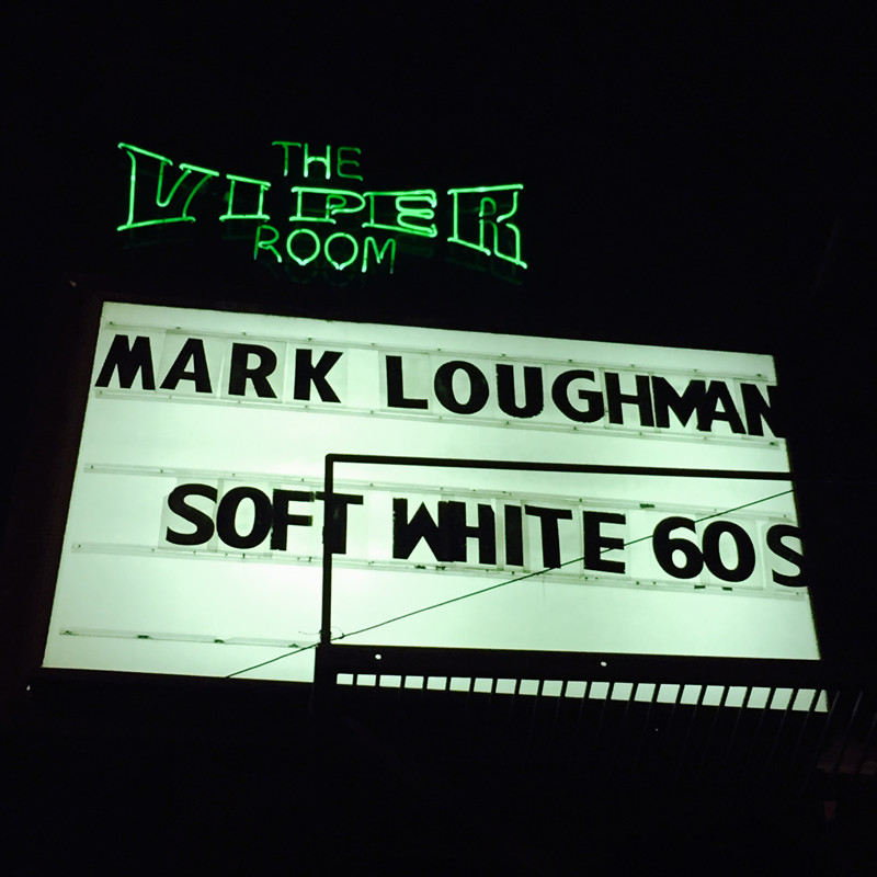 Mark Loughman at the Viper Room