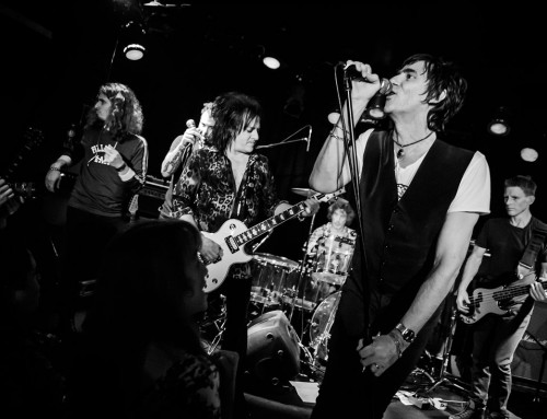 Record Release Party at the Viper Room January 2016 05